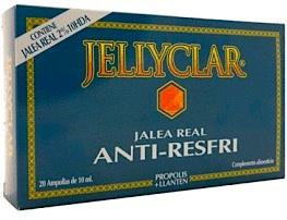 Jellyclar jalea real Anti Resfri 20 ampollas