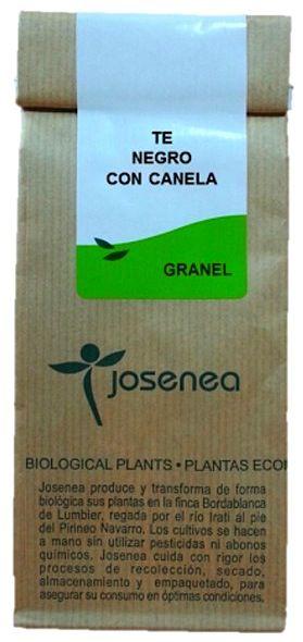 Josenea Té Negro con Canela bolsa 50g
