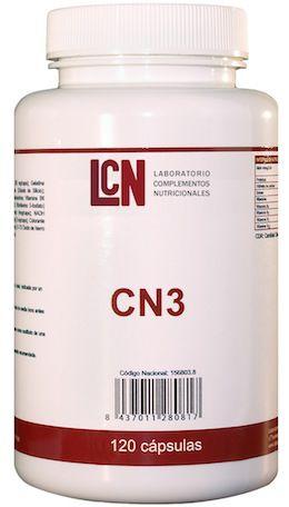 LCN CN 3 120 cápsulas