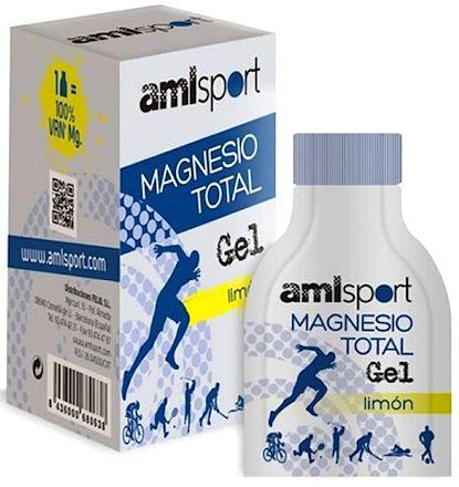 Ana Maria Lajusticia Magnesio Total Limón AML Sport 12 sobres