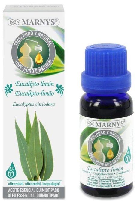 Marnys Eucalipto Limón Aceite Esencial Alimentario 15ml