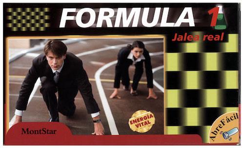 MontStar Jalea Real Formula 1 20 viales
