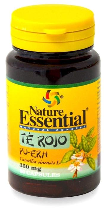Nature Essential té rojo Pu Erh 50 cápsulas