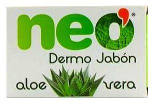 Neo Aloe Vera Dermo Jabón pastilla