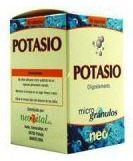 Neo Potasio Microgranulos 50 cápsulas