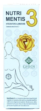 Gheos Nutrimentis 3 30ml
