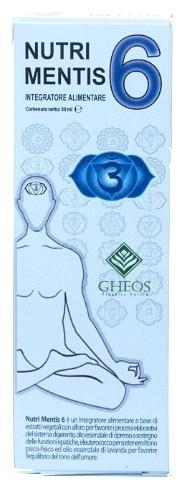 Gheos Nutrimentis 6 30ml