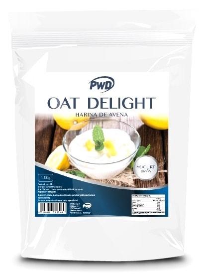 PWD Nutrition Oat Delight sabor yogur limon 1,5 kg