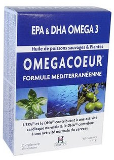 Holistica Omegacoeur 60 capsulas