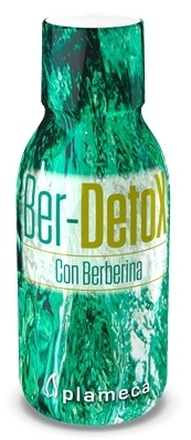 Plameca Ber-Detox con berberina 250ml
