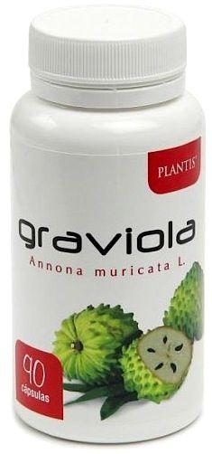 Plantis Graviola 90 cápsulas