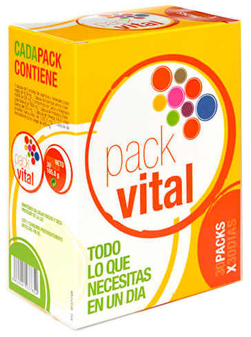 Artesania Agricola pack vital 30 sobres