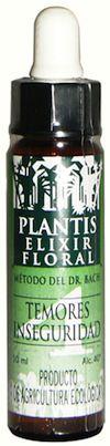 Plantis Remedio 4 Temores-Inseguridades 10ml