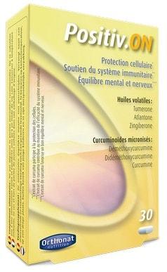 Orthonat positiv on 30 capsulas