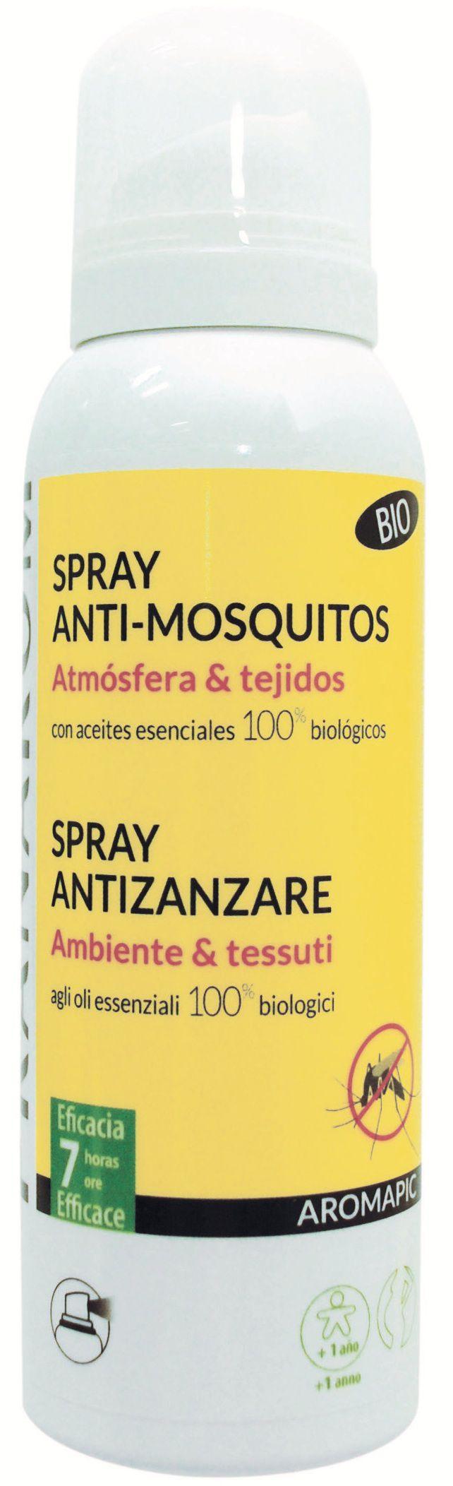 Pranarom Aromapic Bio spray antimosquitos 100ml