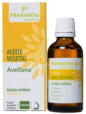 Pranarom Avellana Aceite Vegetal Virgen 50ml