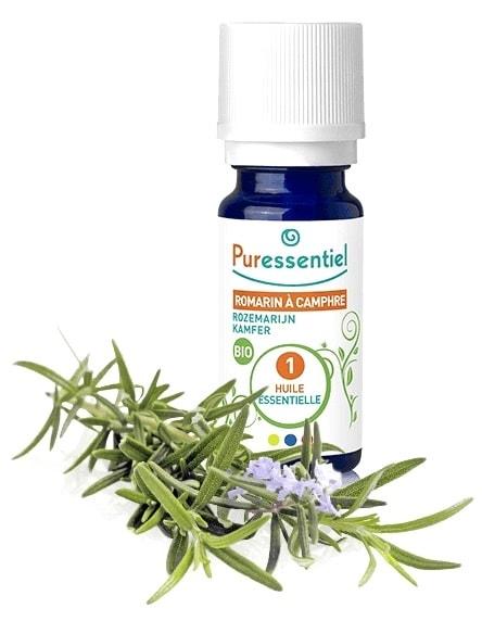 Puressentiel Romero Alcanfor Aceite Esencial Bio 10ml