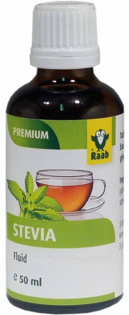 Raab Stevia líquida premium 50ml