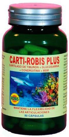 Robis Cartirobis Plus 80 cápsulas
