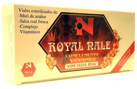 Nale Royal 20 viales