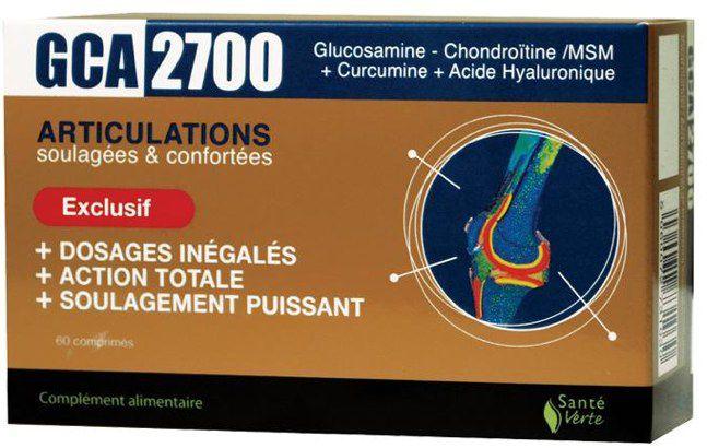 Sante Verte GCA 2700 60 comprimidos