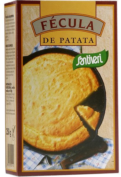 Santiveri Fecula de Patata 250gr