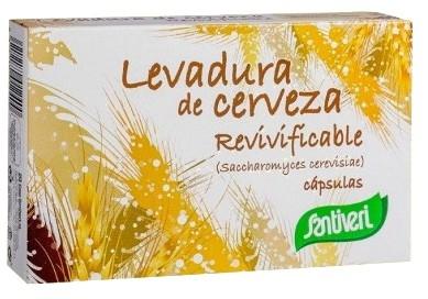 Santiveri Levadura de Cerveza Revivificable 60 cápsulas