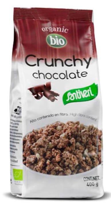 Santiveri Muesli Crunchy Chocolate Bio 400gr