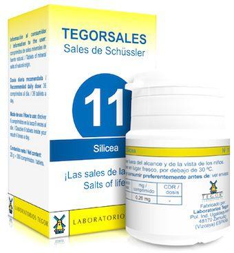 Tegor Silicea D6 11 Tegorsales 20g
