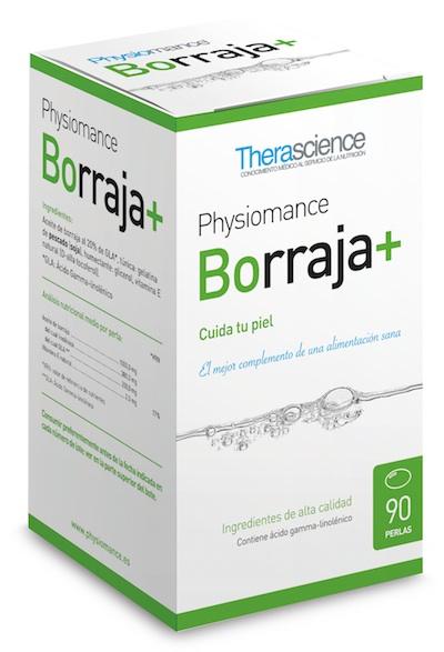 Therascience borraja + 90 perlas