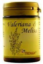 Treman Valeriana y Melisa 60 comprimidos
