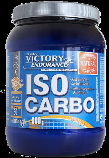 Weider Victory Endurance Iso Carbo Sabor Naranja 900gr